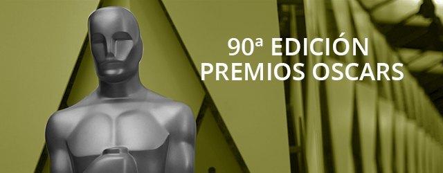 Ganadores de la 90ª Edición de los Premios Oscar