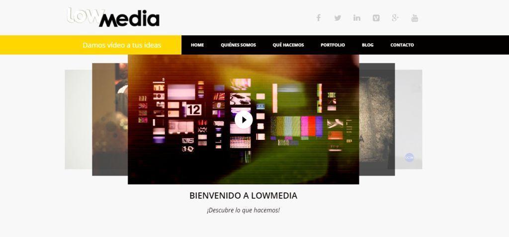 LowMedia estrena web