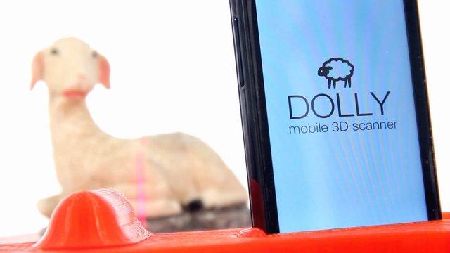 Dolly – Mobile 3d scanner