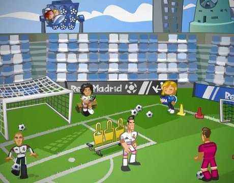 Real Madrid Kids Planet